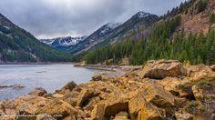 Eightmile Trail Central Cascades Region