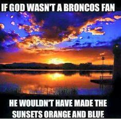 Denver Broncos - and a Bears Fan ; Broncos Memes, Broncos Gear, Go Broncos, Broncos Fans, Football Memes, Football Season, Nfl Memes, Boise State Football, Denver Broncos Football