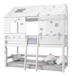 En vogue: le lit cabane fille