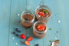 Mousse de Chocolate (vegan e sem abacate)
