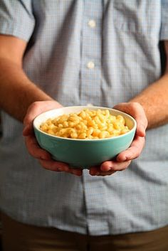looks promising. simple mac and cheese that is supposed to be creamy.