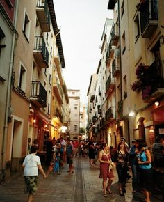 Tapas Tour of Logrono, Spain. A Spanish-style bar crawl to experience the city's authentic charms.