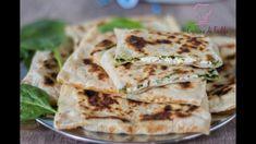 Iftar, Gozleme, Ramadan Recipes, Crepes, Mozzarella, Sandwiches, Food And Drink, Cooking Recipes, Bread