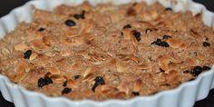 Æbletærte med smuldredej Cereal, Mad, Gluten, Breakfast, Vanilla, Morning Coffee, Corn Flakes, Morning Breakfast, Breakfast Cereal