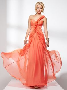 orange wedding dresses - Google Search