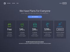First pass at a pricing page for http://translationexchange.com
