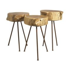 Suzan-fellman-llc-jumbo-maple-leaf-table-furniture-side-tables-modern-rustic