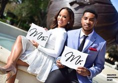 Cute couple & photo! Soon to be Mr. & Mrs. Simon! All the best and happy…