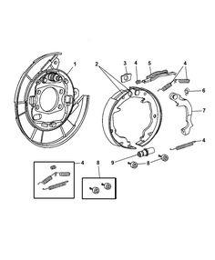 How To Rebuild Rear Drum Brakes car repair Drum brake