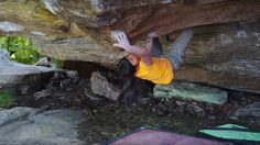 www.boulderingonline.pl Rock climbing and bouldering pictures and news Clif Bar and Sender
