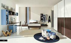 Modern teenage bedroom ideas  - popculturez.com