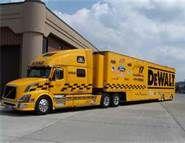 Volvo, DeWalt Tool, Roush Racing, NASCAR Ford Racing