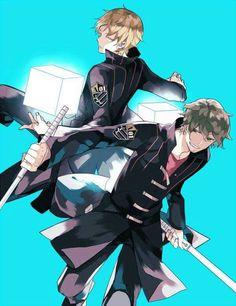 Tachikawa & Izumi Hero World, Moving Pictures, Anime, Attack On Titan, Avengers, Fan Art, Manga, Drawings, Black Wings