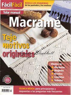 Macramé Facil Facil - Aymara Lorena Blackhall - Álbumes web de Picasa
