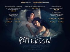 Jim Jarmusch- Paterson. Was confusing but very interesting, Jarmusch has a different working mind for sure