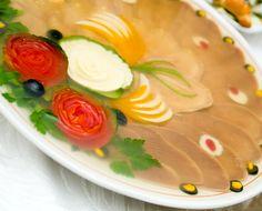 Aspikový dort Pudding, Panna Cotta, Desserts, Food, Ethnic Recipes, Tailgate Desserts, Dulce De Leche, Deserts, Custard Pudding