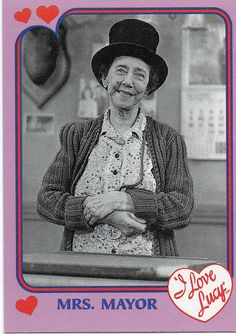 mrs. trumbull i love lucy - Google Search