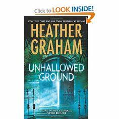Unhallowed Ground by Heather Graham. $6.84. Author: Heather Graham. Publisher: Mira; 1 Original edition (September 29, 2009)