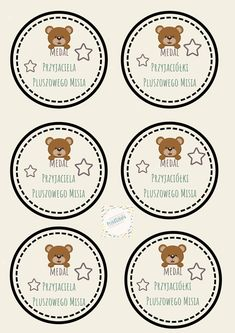 Baby Shower Oso, Bear Theme, Bear Birthday, Kindergarten Art, Disney Wallpaper, Montessori, Diy And Crafts, Teddy Bear, Education