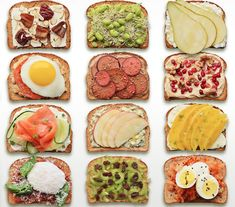 21 Amazing Breakfast Toast Ideas To Start Your Day (1)