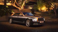 #Automobilwoch Volkswagen-Luxusmarke Bentley: Den Mulsanne gibt es nun auch mit Liegesitzen