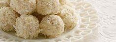 Snowballs | Christmas Baking Recipes & More - Coles Recipes