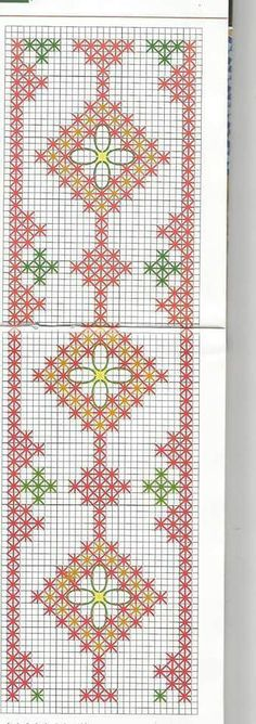 Discover thousands of images about Best Chicken scratch embroidery Cross Stitch Bookmarks, Cross Stitch Borders, Cross Stitching, Cross Stitch Patterns, Chicken Scratch Patterns, Chicken Scratch Embroidery, Embroidery Patterns Free, Embroidery Designs, Ribbon Embroidery