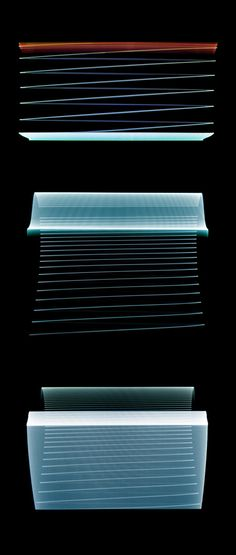 Brilliant series of photographs by Stephan Tillmans of tube televisions the moment that they are switched off. The results are stunning. I love when something beautiful is created from an unexpectedsource.