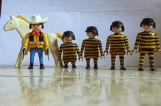 Playmobil Sets, Lego, Lucky Luke, Tim Walker, Plays, Movie Stars, Westerns, Comics, Funny