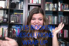 2015 BOOKISH RESOLUTIONS WRAP UP