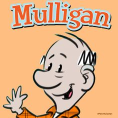 Mulligan by Pete McEachen: When Mulligan first arrived at Sunset Estates Nursing Home, he brought himself and his unusual life and memories. He's a man reveling in the memories of his life's adventure. You could say he's taking a trip down memory lane, but those at Sunset Estates know know he's taking a mulligan. Mulligan is a strip about a dreamer coming to the end of his dream life. More info: www.GoComics.com/Mulligan?utm_source=pinterest_medium=SocialMarketing_campaign=pin
