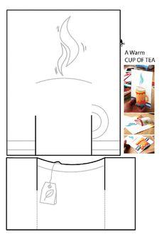 Fincan bardak kalıbı etkinlikleri çalışma sayfası, kalıpları etkinliği çalışmaları örnekleri sayfaları kağıdı yazdır, çıkart, indir.