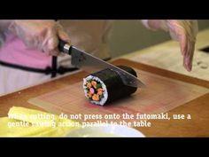 epicure Masterclass - Bento Box masterclass (June 2014) - YouTube