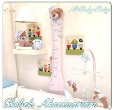 Bebek odası aksesuarları