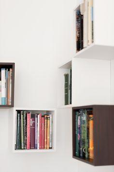 Ikea 'Valje' box shelves