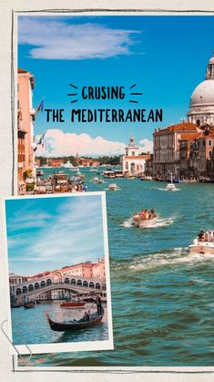 Why your next vacation should be a Mediterranean Cruise!  Do you like to travel? Do you want to visit as many places possible? Cruising is a great way to travel if you want to visit lots of countries in a short amount of time. Visit France, Italy, Sicily and Spain all in one trip!