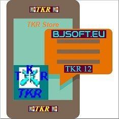 eBook ; Bán József - szoftveres, informatikus, TKR liszenszelő ; Bjsoft, TKR 366 Linux, Banner, App, Store, Logo, Bible, Banner Stands, Logos, Larger