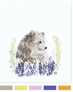 Oh the lovely things: Art I Heart: Daniela Dahf Henríquez