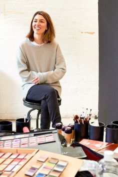 Quick Change Artist  - Sofia Coppola gets a makeup lesson