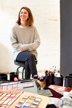 Quick Change Artist  - Sofia Coppola gets a makeup lesson