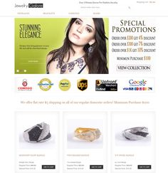 Buy the best womens jewelry at Jewelrygalore. We offer high quality and beautiful wholesale fashion jewelry at an very affordable prices. To order, call us now!