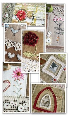 Something-stitched Beautiful! by Rebecca Sower