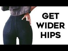 Femniqe hat sich etwas auf Get A Bigger Hips To Get Thicker Thighs and Wider Hips Hip Workout, Gym Workouts, At Home Workouts, Curvy Workout, Thunder Thigh Workout, Waist Workout, Tiny Waist, Small Waist, Smaller Waist Bigger Hips