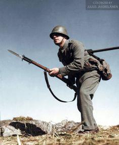 A swedish soldier in 1940 - pin by Paolo Marzioli Army Uniform, Military Uniforms, Interwar Period, Swedish Army, Military Photos, Miss World, Titanic, World War Ii, Wwii