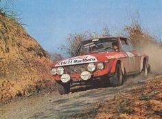 Sanremo 1972 Lancia Fulvia