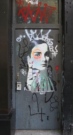 nuncalosabre. Door Jams: Amazing Doors of New York City - Allan Markman