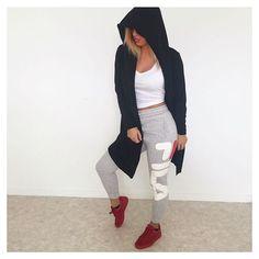 • FILA STYLE • #jogging #fila #look #outfit #puma #quatro #pants #hm #summer #lookbook #lookoftheday #tenuedujour #tenueoftheday #outfit #ootd #outfitbyema #street #sport #sportswear #holydays #cool #mood #streetstyle #instagram