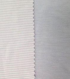 Doodles Majestic Knit Fabric- Reverse Knit Stripe Solid Lavender
