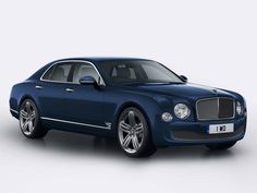 #Bentley is marking its 95th anniversary by unveiling a UK only 'Mulsanne 95'