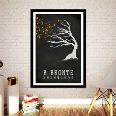 Emily Bronte print
